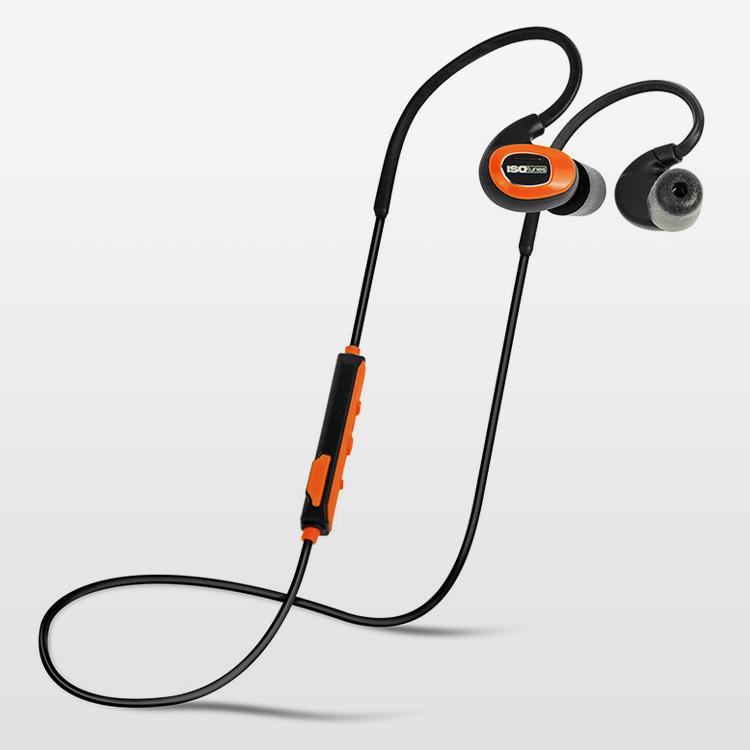 Hørselsbeskyttelse med Bluetooth ISOtunes PRO